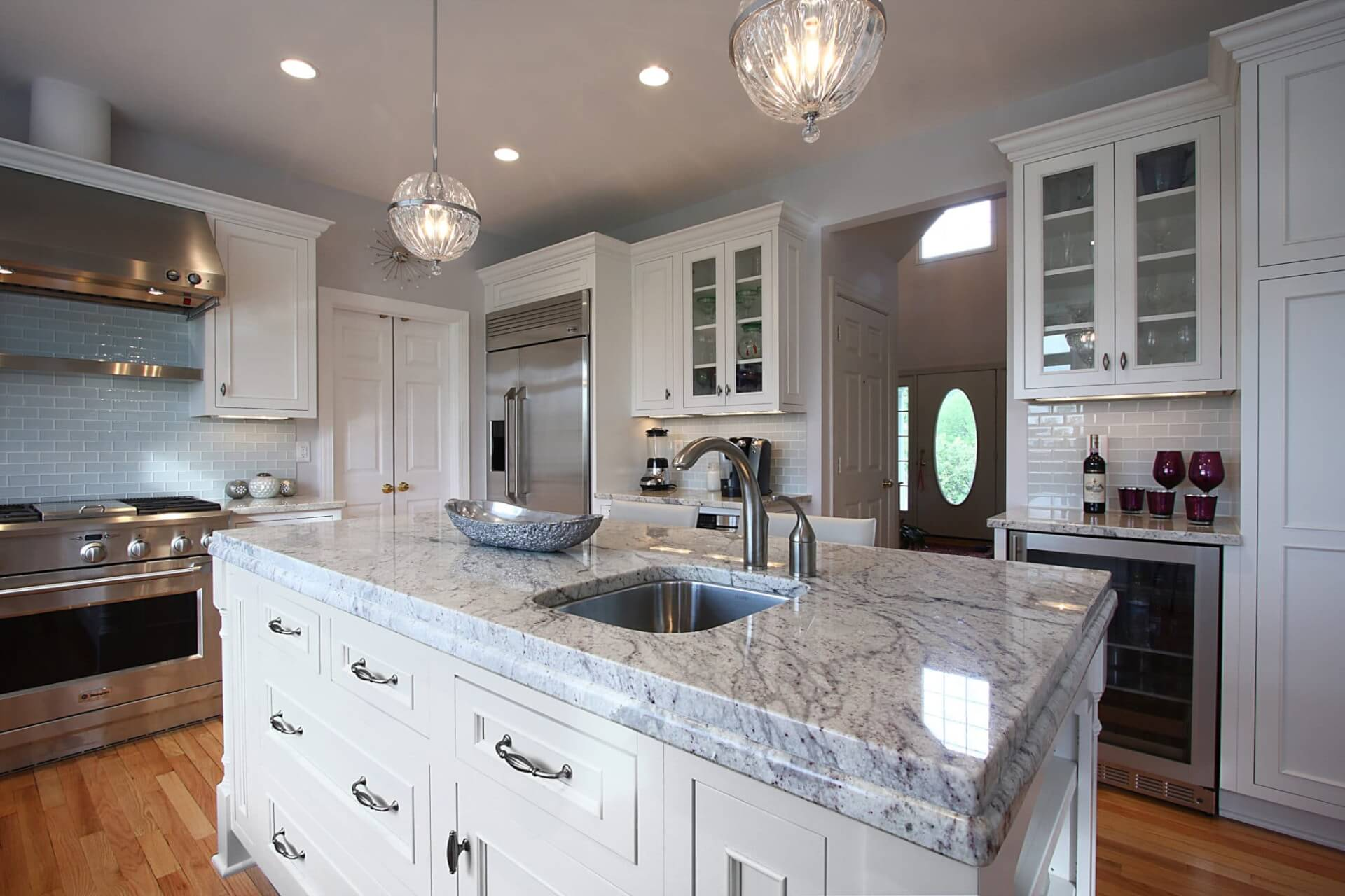 Kitchen Remodeling In Londonderry Nh Alpha Construction
